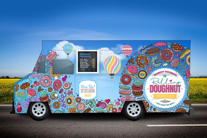 Rolling Doughnut
