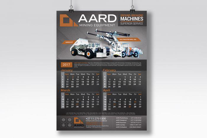 Aard Calendar